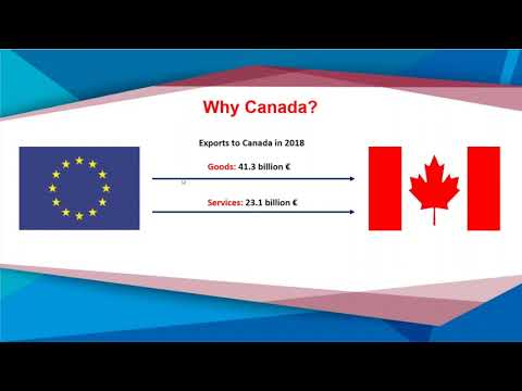 How to Export to Canada & Benefit from CETA
