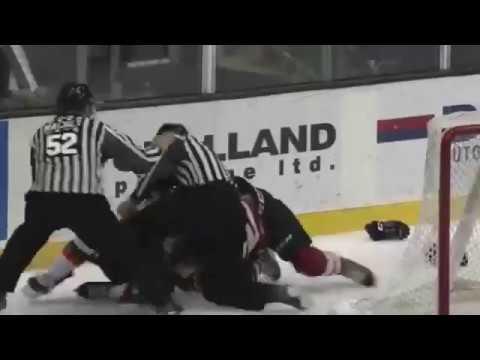 Dawson Martin vs. David Quenneville