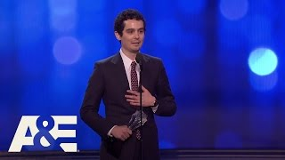 Damien Chazelle Wins Best Director  22nd Annual Critics Choice Awards  A&E