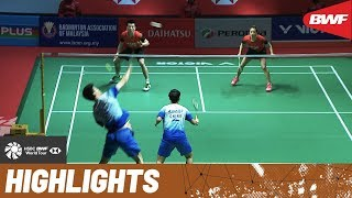 PERODUA Malaysia Masters 2020 | Finals XD Highlights | BWF 2020