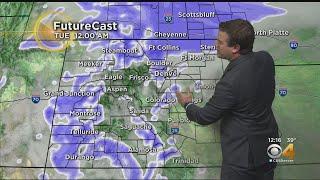 Snow Tonight And Tomorrow...Guaranteed!