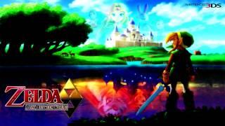 Dark Palace - The Legend of Zelda: A Link Between Worlds