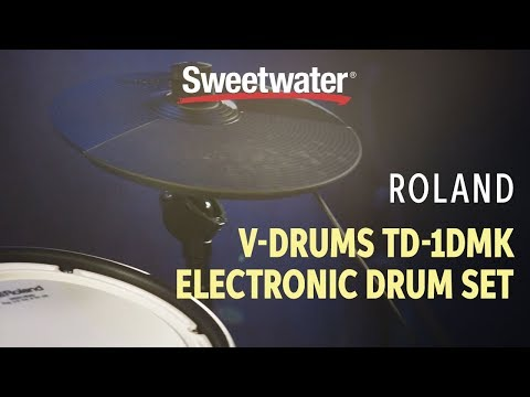 Roland V-Drums TD-1DMK Electronic Drum Set Review