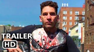 THE PUNISHER Season 2 Trailer (NEW 2019) Netflix Series HD