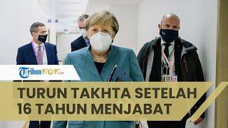 Sosok Angela Merkel, Kanselir Wanita Jerman Pertama, Tinggalkan Posisinya setelah 16 Tahun Menjabat
