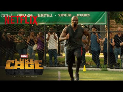 Marvel's Luke Cage | Clip: The Show Off | Netflix