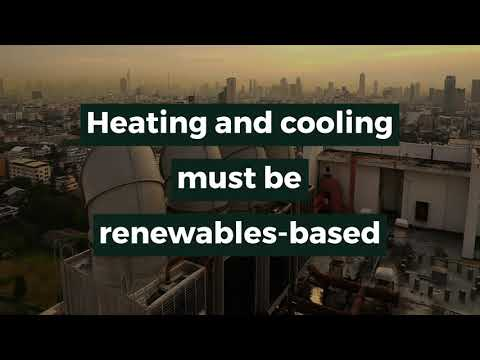 RENEWABLE HEATING COOLING
