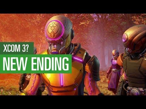 XCOM 2: War of the Chosen New Ending Sequence - Terror from the Deep / Spoiler!