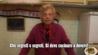 preview picture of video '(FOGGIA) Fatte, cutte e magnàte! La rubrica culinaria foggiana - 2 Puntata (2013) (il pancotto)'