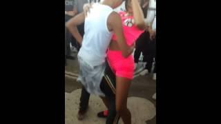 Niños bailando bachata