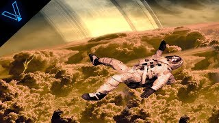 What Would You See If You Fell Into Saturn? (4K UHD)