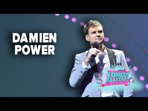 Damien Power - 2021 Opening Night Comedy Allstars Supershow