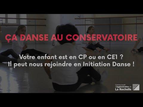 Ça danse au Conservatoire