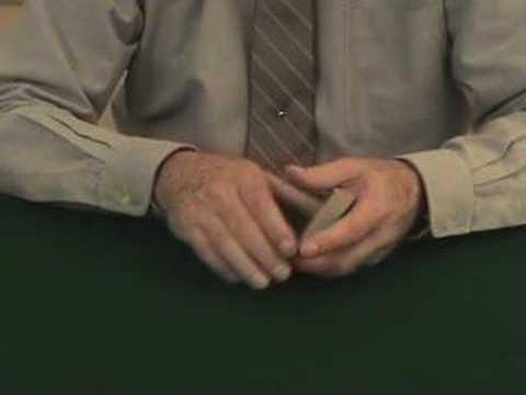 Bob White - Practical Card Palming