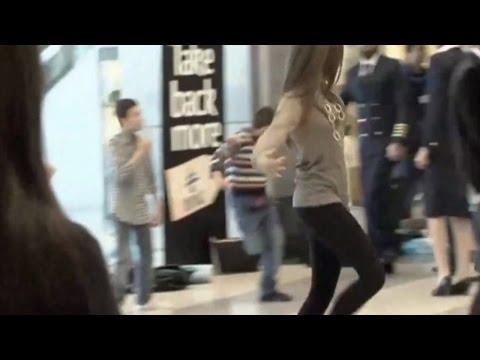 Pashto Dance Beirut Duty Free Airport