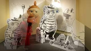 「ムーミン」パペットアニメーション展が本日スタート!ムーミン&ミイも駆け付ける