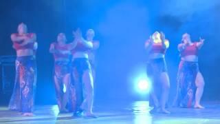 HUGO URRUTIA DanzaXXión 2016   CANTARA.DEAD CAN DANCE