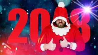 8K 360 - самое технологичное поздравление с Новым годом от Wylsacom