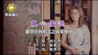 謝宜君-真心愛過【KTV導唱字幕】1080p