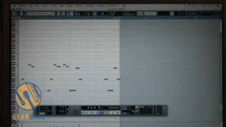 Access Virus TI And Steinberg Cubase:  DJ Puzzle Performs MIDI