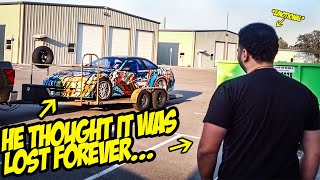 Surprising Tavarish With The Insane Lexus He Built When He Was A Teenager (HE COULDN'T HANDLE IT)