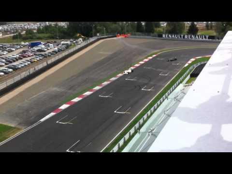 Dangerous Turn (Moscow Raceway Circuit Grand Opening 2012)