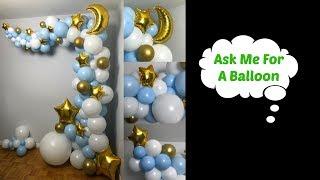 Twinkle Star Balloon Arch