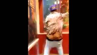 Rapper J Jon Banned From McDonalds On 42nd st. Nyc
