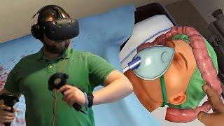 ПАЦИЕНТ БОБЧЕНСКИЙ ► Surgeon Simulator: Experience Reality #5