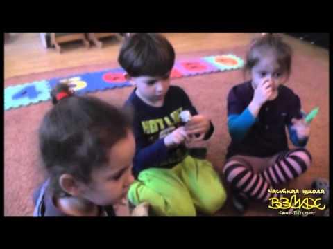 Обучение малышей английскому языку, Пальчиковые игры