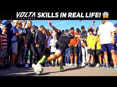 FIFA 20 Volta Football Skills In Real Life! 😱