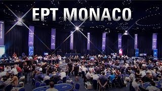 EPT 10 Monte Carlo 2014 Live Poker Super High Roller, Day 2 -- PokerStars