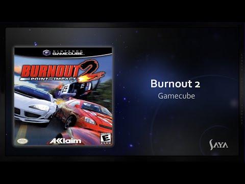 burnout 2 - point of impact nintendo gamecube rom