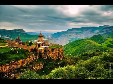 Les couleurs  de l'Arménie