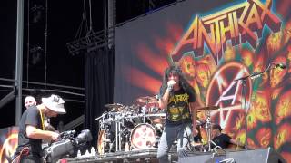 13 Anthrax - TNT (ACDC cover)