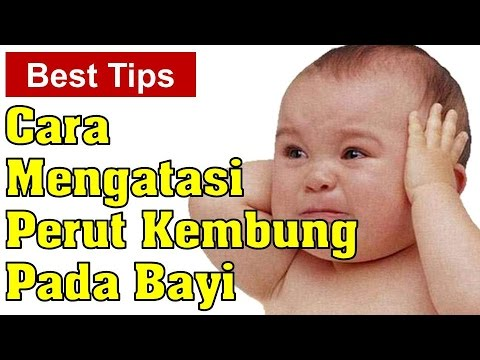 Video Cara Mengatasi Perut Kembung Pada Bayi