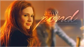 Amy Pond | Skinny Love