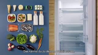 IKEA: Perfekte Aufbewahrung. Mehr Stauraum. Weniger Abfall.