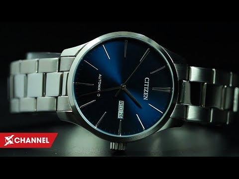 Đánh giá đồng hồ Citizen NH8350 83L - Đại dương xanh thẳm huyền bí