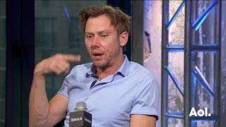 """Jimmi Simpson Discusses HBO's Drama Series """"Westworld"""""""