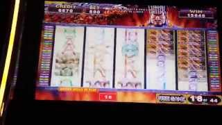 Legend of the Qin Dynasty--max bet bonus with retriggers