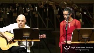 Cheryl Tan performs JERITAN BATINKU