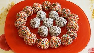 Шоколадные конфеты Простой рецепт Вкусный десерт