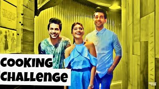 Cooking Challenge | Rimorav Vlogs