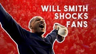 Will Smith Pranks Fans | BRIGHT: Netflix Promo Tour