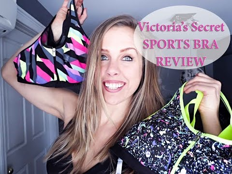 Victoria's Secret SPORTS BRA REVIEW
