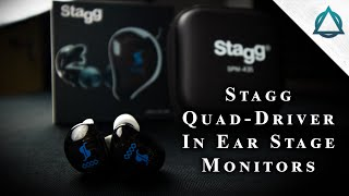 Stagg Quad-Driver In Ear Stage Monitors | Rapture Review #16 (+ Unboxing)