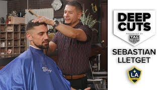 Look Good, Feel Good, Play Good  - Getting a Fresh Fade w/ Sebastian Lletget