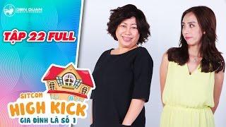 Gia đình là số 1 sitcom | tập 22 full: Thu Trang lần đầu lên tiếng bênh vực mẹ chồng Phi Phụng