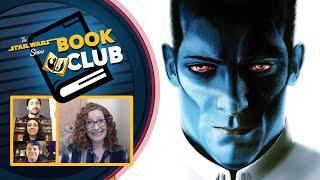 Star Wars: Thrawn   The Star Wars Show Book Club